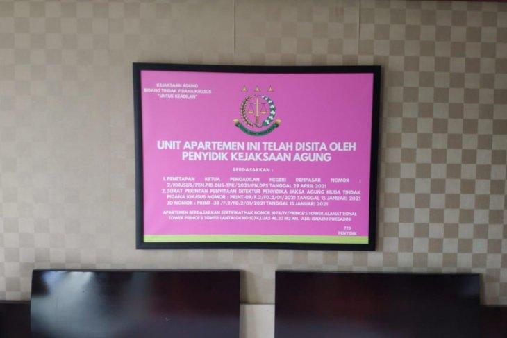 Jaksa sita apartemen dari terduga koruptor dana investasi Asabri