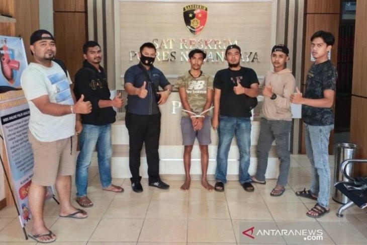 Empat bulan buron, tersangka pengeroyokan asal Nagan Raya ditangkap di Abdya