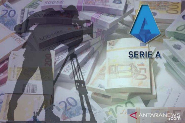 Serie A bidik pendapatan siaran pertandingan