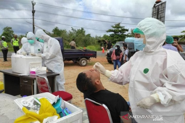 185 toddlers infected with COVID-19 in Bangka so far
