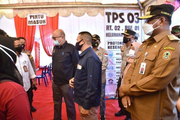 Pj Gubernur Kalsel: Seluruh TPS siap laksanakan PSU