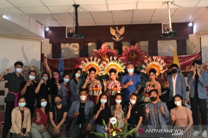 Undiksha Singaraja-Bali raih juara umum Imbasadi 2021