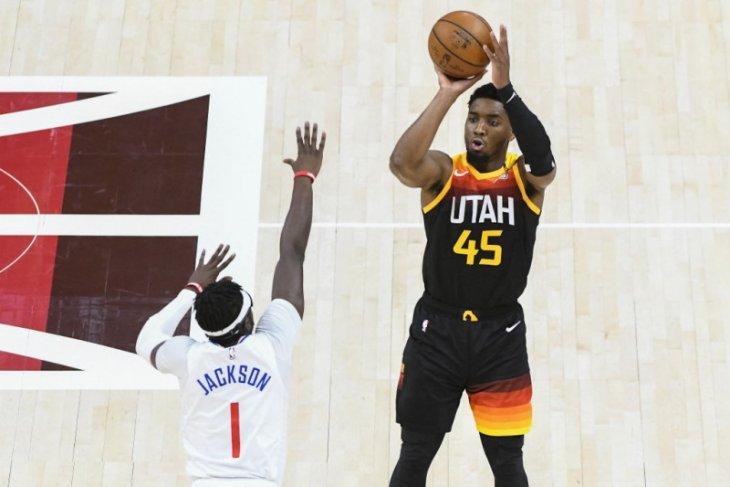 Playoff NBA, Jazz bangkit dan berhasil ungguli sementara Clippers 1-0