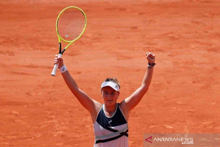 Coco Gauff disingkirkan Krejcikova di perempat final Roland Garros