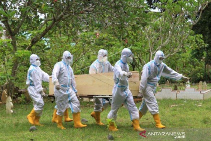 15 pasien COVID Aceh meninggal, warga diminta disiplin prokes