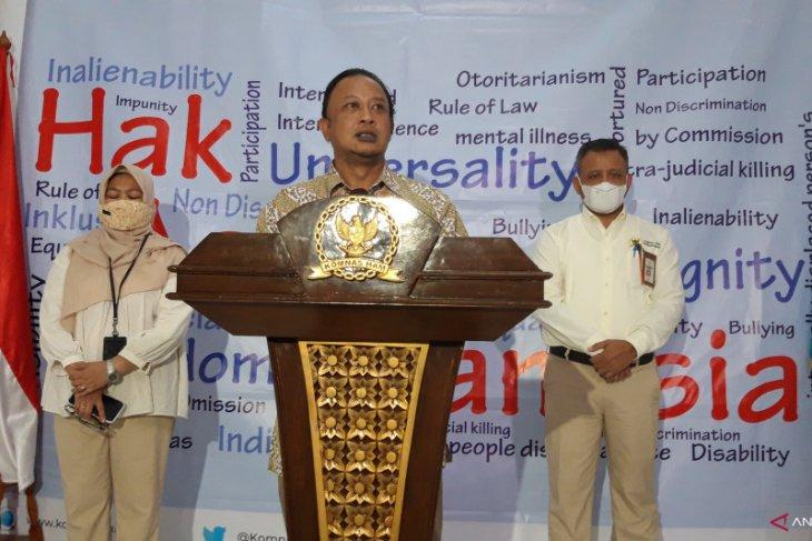 Komnas HAM kembali layangkan surat  panggilan kedua ke pimpinan KPK