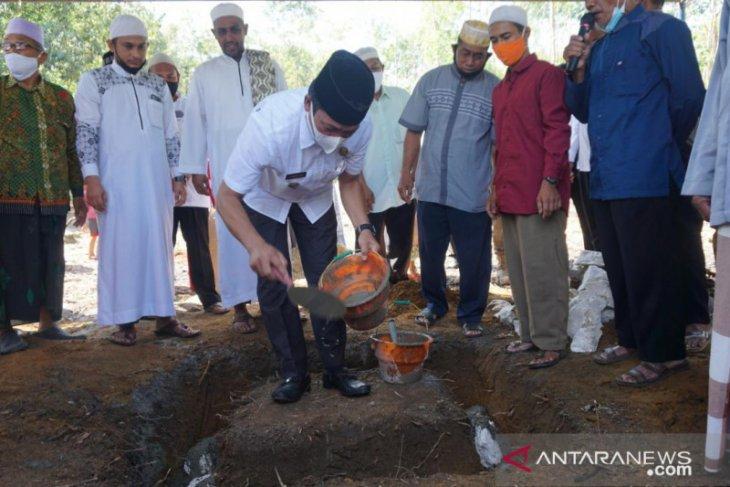 Desa Telaga Purun akhirnya miliki masjid sendiri