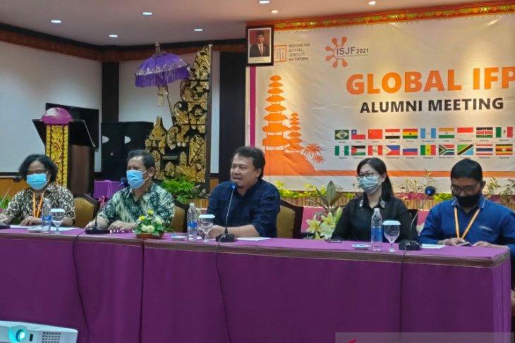 Alumni IFP Indonesia bertekad wujudkan keadilan sosial saat pandemi
