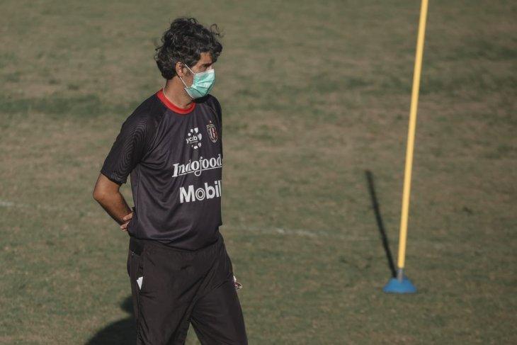 Pelatih Bali United sambut baik  gelaran Piala Wali Kota Solo
