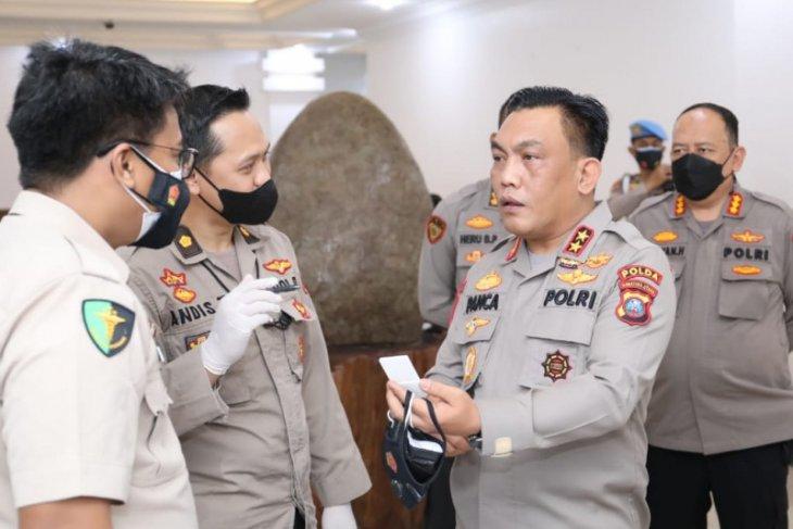 Propam Mabes Polri periksa disiplin personel Polda Sumut