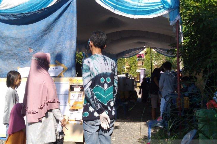 KPU Banjarmasin: Pemilih cukup antusias ikuti PSU Pilgub