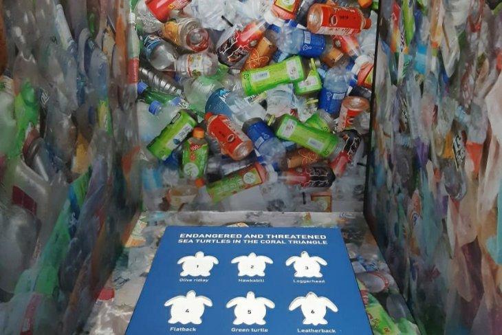 Coral Triangle Center soroti sampah plastik di lautan