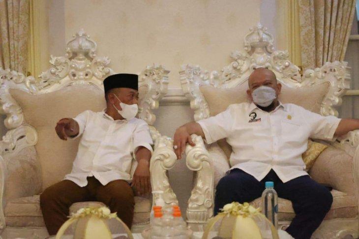 Ketua DPD RI bersilaturahmi dengan Bupati Ponorogo