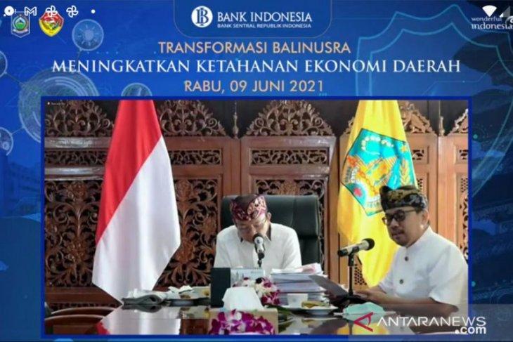 BI Bali: sepanjang tahun 2021, ekonomi Bali-Nusra  bisa tumbuh 2,8-3,8 persen