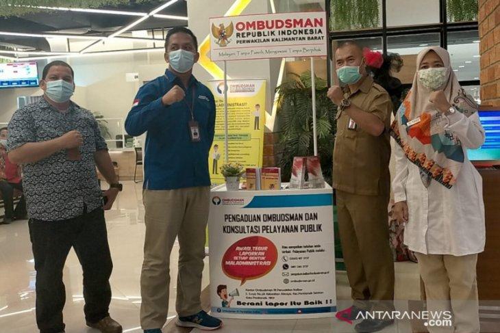 Ombudsman Kalbar buka pengaduan di Mall Pelayanan Publik Kota Singkawang