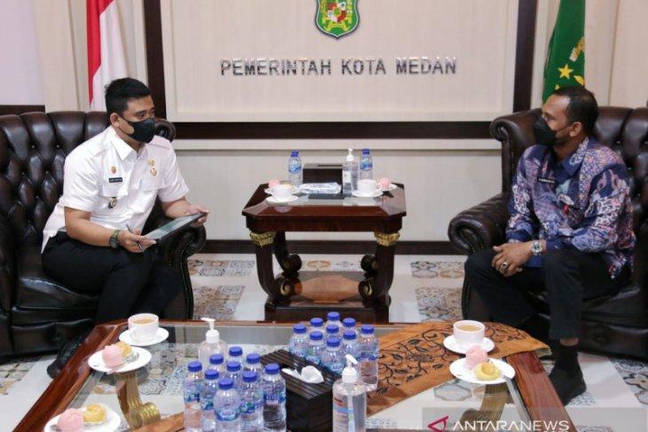 Bupati Aceh Timur pelajari wisata kuliner di Kota Medan