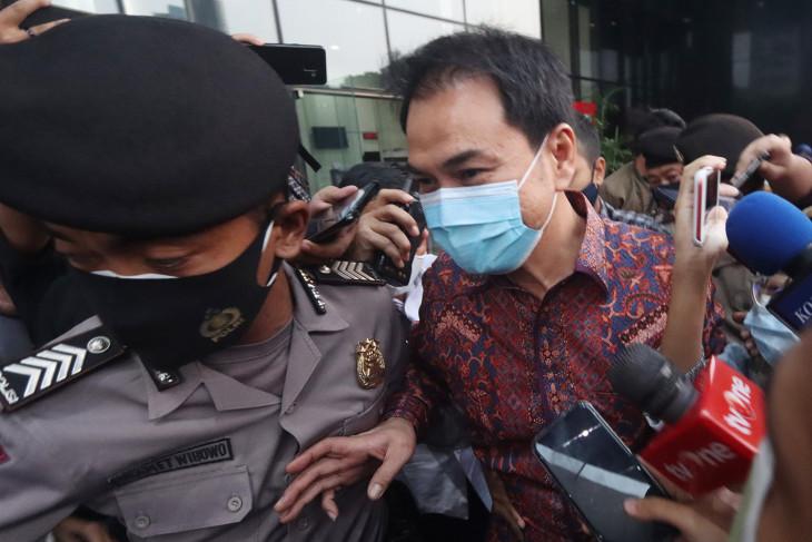 Babak baru politisi Azis Syamsuddin, setelah jadi tersangka