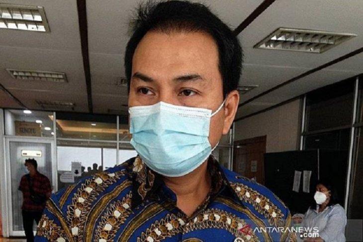 Wakil Ketua DPR  Azis Syamsuddin bungkam usai diperiksa KPK