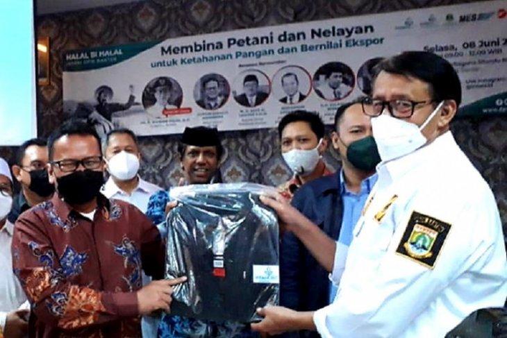 Intani dan Pemprov Banten siap kolaborasi untuk bangun kemandirian pertanian