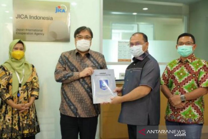 Bangka Belitung province explores IT cooperation with JICA