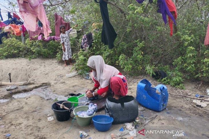 81 imigran Rohingya masih ditempatkan Pulau Idaman