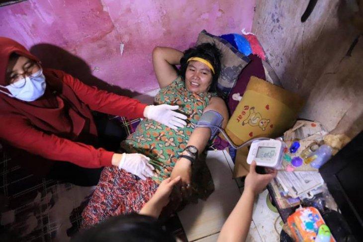 Pemkot Tangerang vaksinasi COVID-19 ODGJ  dan penyandang disabilitas