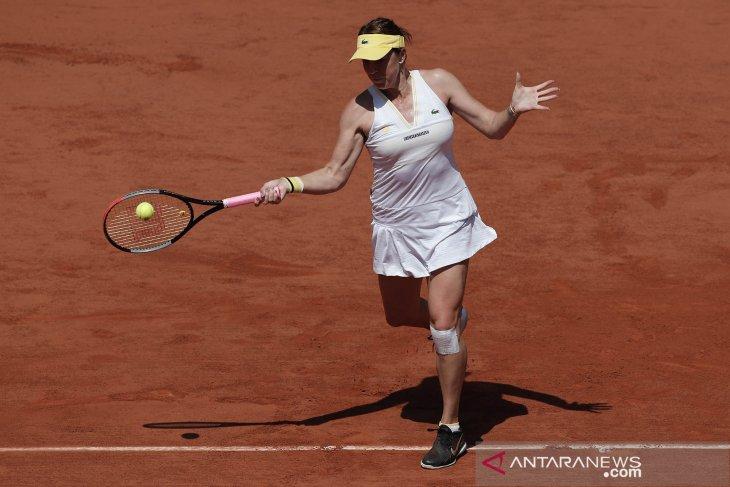 Pavlyuchenkova lolos ke final perdana Grand Slam di French Open 2021