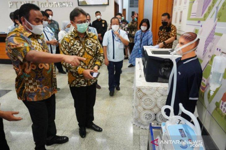 Pemerintah dorong penggunaan alat kesehatan produksi dalam negeri