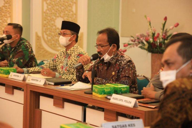 Ini lima Kabupaten/kota yang akan dapat atensi Pemerintah Aceh