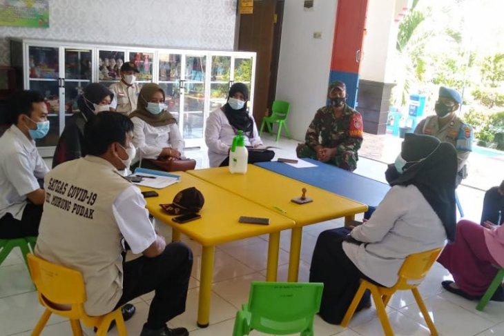TGT COVID-19 Murung Pudak verifikasi TK Kemala Bhayangkari