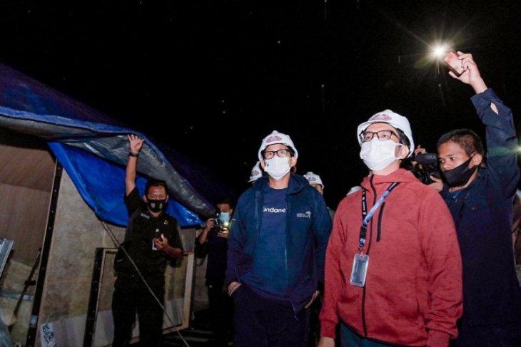 Kebut pemulihan Parekraf di Danau Toba, Kemenparekraf hadirkan Hotel Kapsul Low Budget di The Kaldera Toba