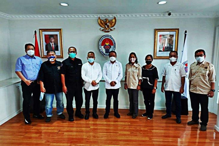 Menpora mendukung Ekspedisi JKW Nusantara