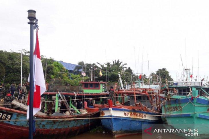 KKP RI tangkap 19 kapal motor nelayan asing pencuri ikan