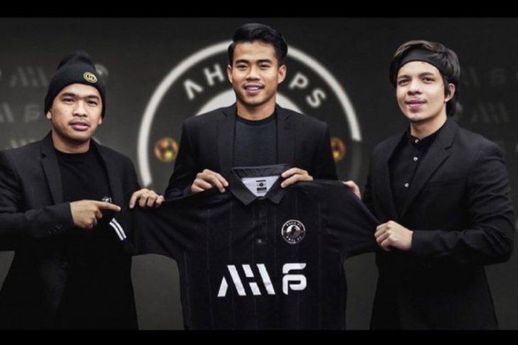 Atta Halilintar resmi meminang Nurhidayat gabung ke AHHA PS Pati FC