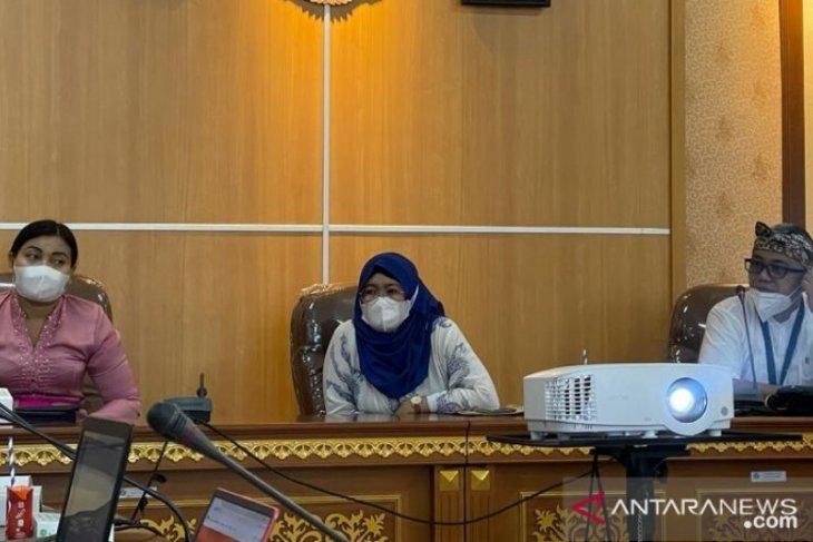 KPK kunjungi Disdikpora Bali pantau implementasi pendidikan antikorupsi