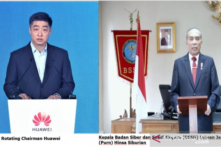 Huawei resmi buka Pusat Keamanan Siber & Perlindungan Privasi terbesar
