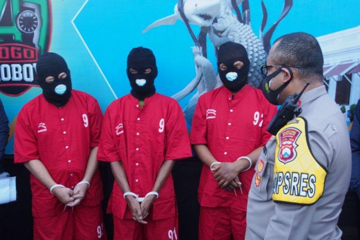 Polrestabes Surabaya ungkap kasus mafia tanah libatkan oknum ASN