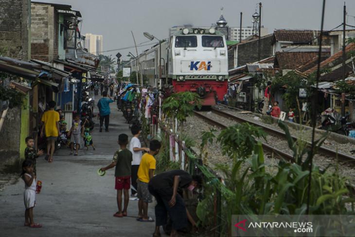 Pembangunan jalur rel ganda kereta api di Bandung