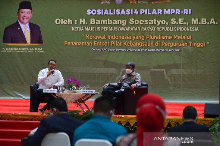 Sosialisasi Empat PILAR MPR RI