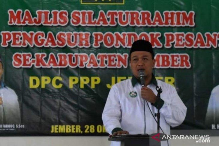 PPP Jember upayakan penangguhan penahanan anggota DPRD