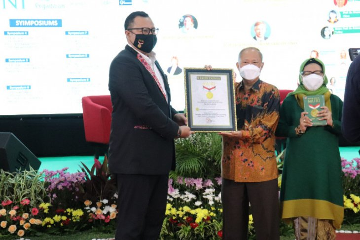 UNJ raih penghargaan rekor dunia atas penyelenggaraan ICPESS