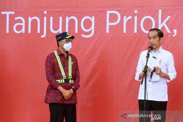 Kupas jurus Jokowi tumpas