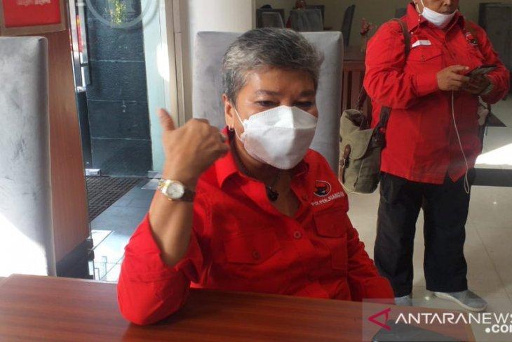 Ribka Tjiptaning ajak kader PDIP Bangka Belitung jaga soliditas