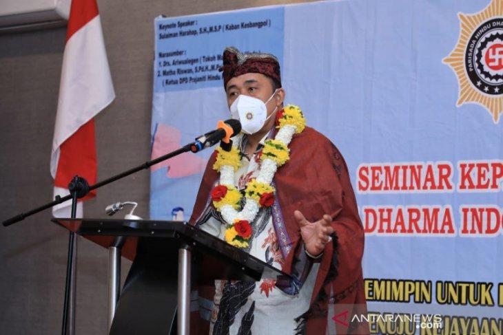 Pemkot Medan harapkan rumah ibadah menjadi wadah pendidikan pemuda unggul