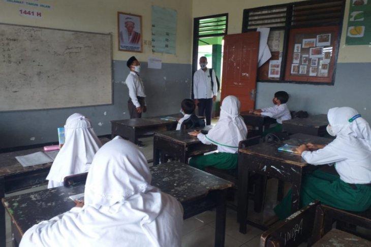 Madrasah di zona merah tak diizinkan gelar pembelajaran tatap muka