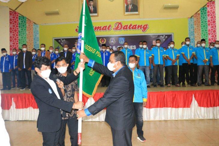 Pengurus PSSI Aceh Selatan dikukuhkan