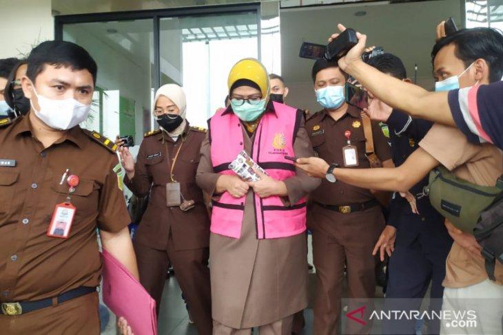 Selewengkan dana hibah Rp1,1 miliar, Ketua KONI Kota Tangsel ditahan Kejaksaan
