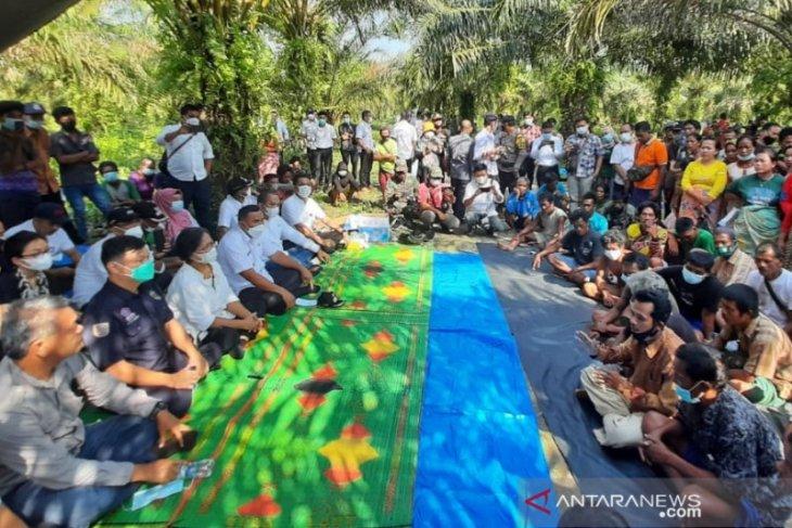 Komnas HAM, ATR/BPN dan KSP kunjungi warga SAD di Sarolangun
