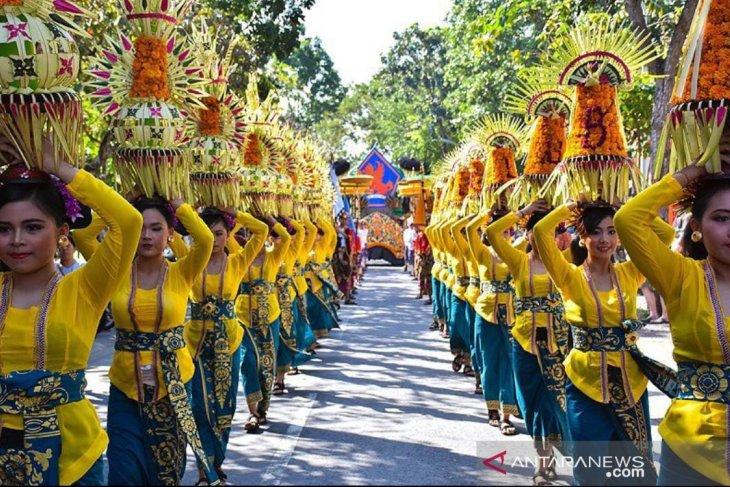 Kemenparekaf dukung Pesta Kesenian Bali untuk pulihkan pariwisata