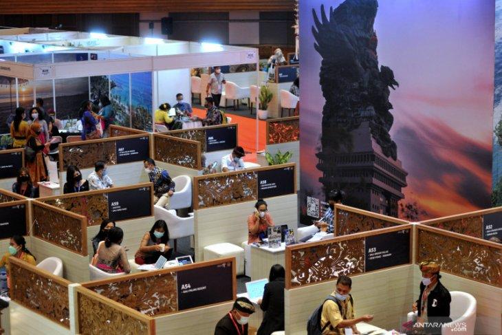 145 'sellers' dari belasan provinsi  ikuti